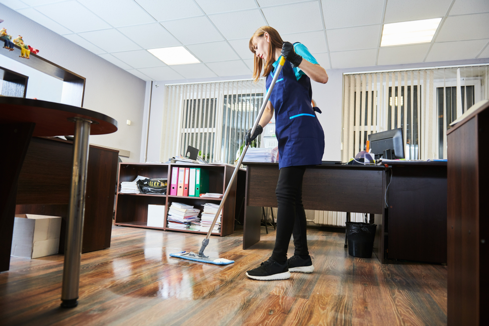 What Is Contract Office Cleaning? - Evolve Cleaning Services